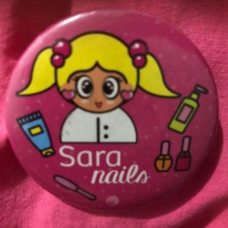Saralascas nails