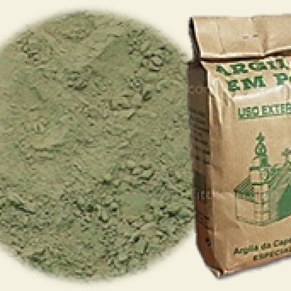 Argila Verde 1kg