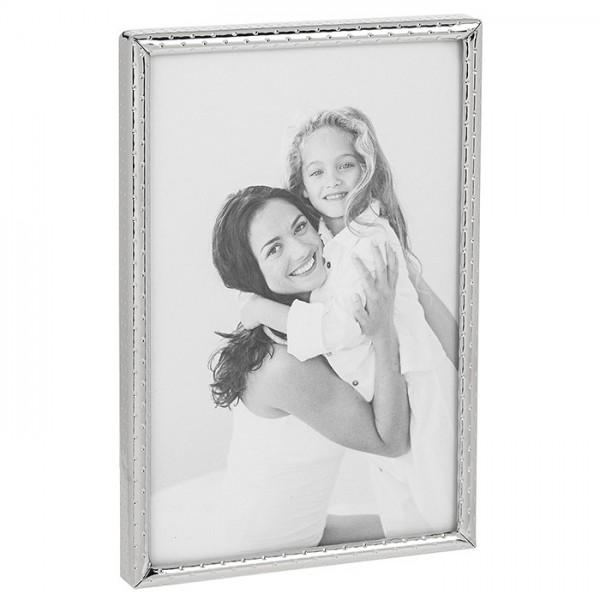 Moldura Dotty Silver 10x15